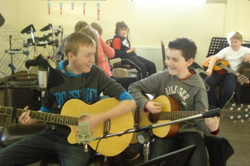 Eoghan and Liam